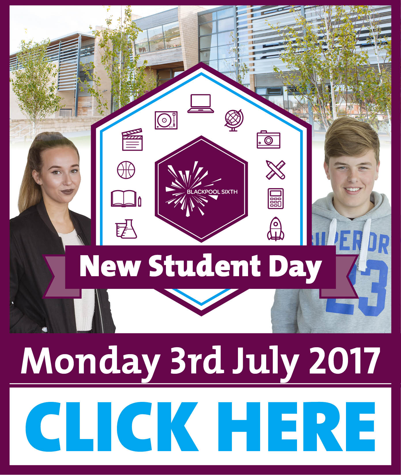 New Student Day 2017