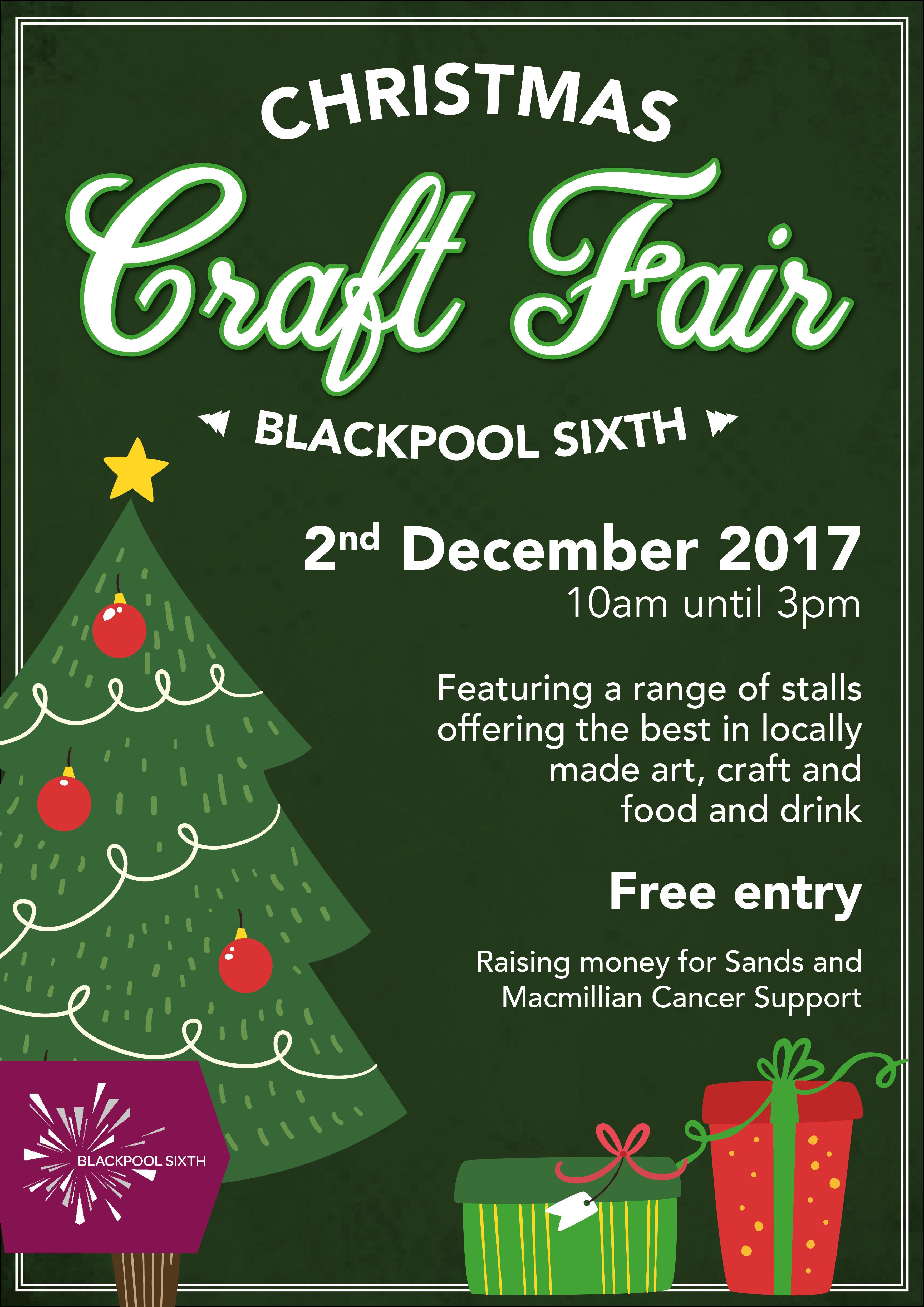 Craft Fair Lancashire